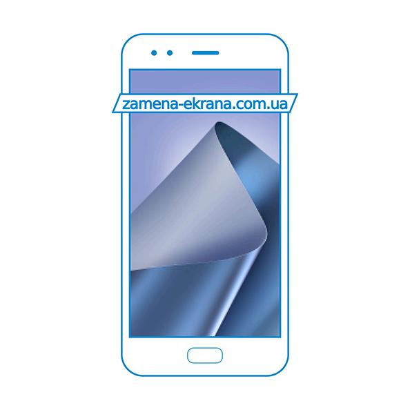 дисплей и стекло корпуса  для замены Asus Zenfone 4