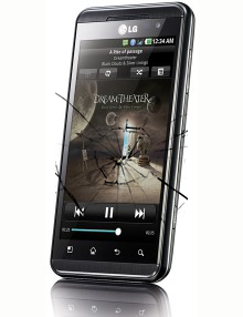 Фото LG P920 Optimus 3D
