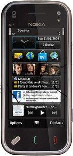 Фото Nokia N97  Mini