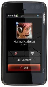 Фото Nokia N900