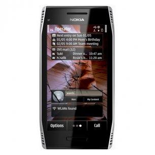 Фото Nokia X7