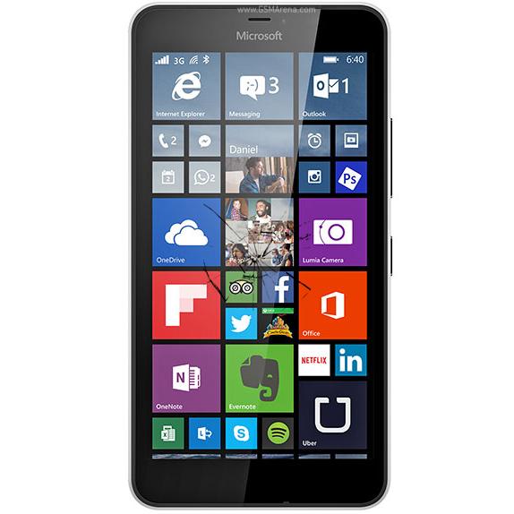 Ремонт дисплея Microsoft Lumia 640 XL