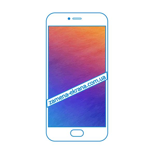 дисплей и стекло корпуса  для замены Meizu Pro 6