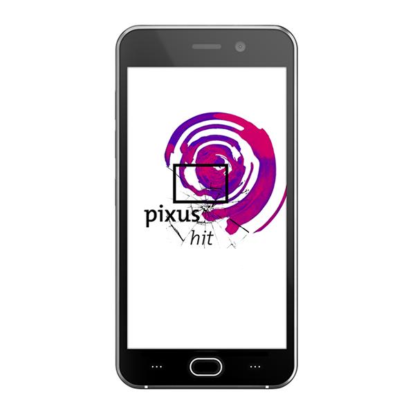 Ремонт дисплея Pixus Hit