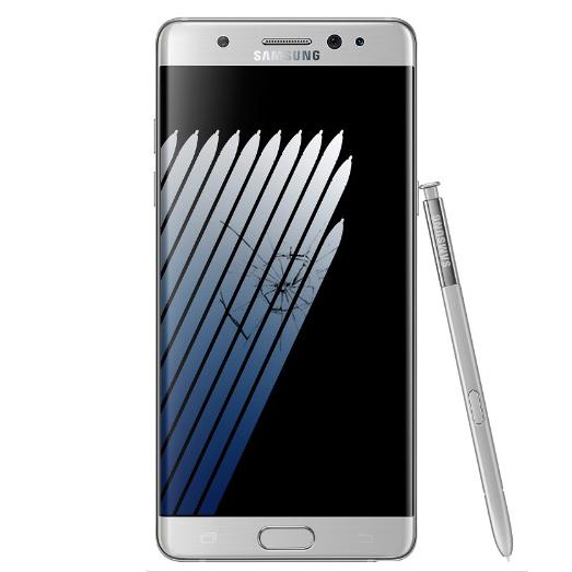Ремонт дисплея Samsung Galaxy Note 7