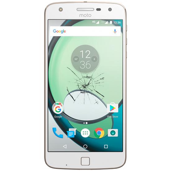 Ремонт дисплея Motorola Moto Z Play