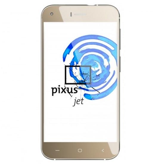 Ремонт дисплея Pixus Jet