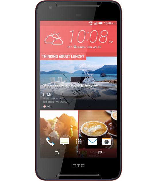 Ремонт дисплея HTC Desire 628