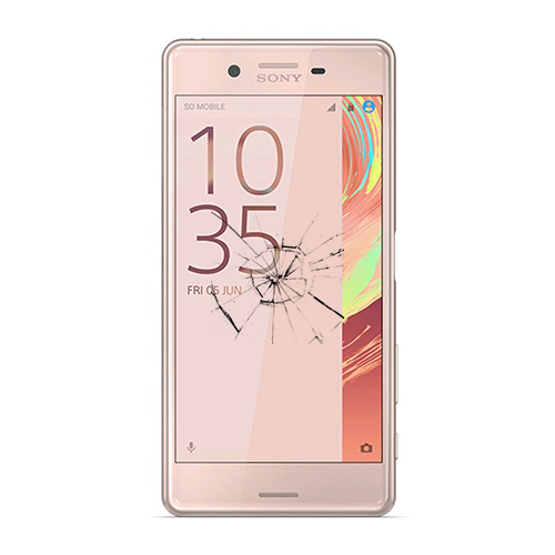 Ремонт дисплея Sony Xperia X Performance F8132
