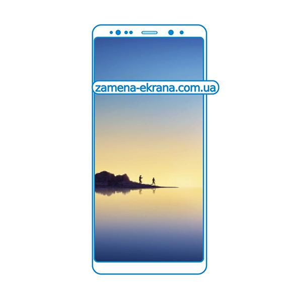 дисплей и стекло корпуса  для замены Samsung Galaxy Note8