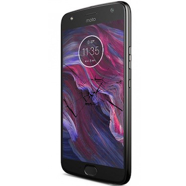 Ремонт дисплея Motorola Moto X4