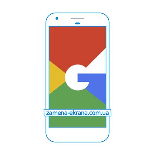 дисплей и стекло корпуса  для замены Google Pixel XL
