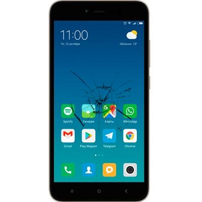 Ремонт дисплея Xiaomi Redmi Note 5A Prime