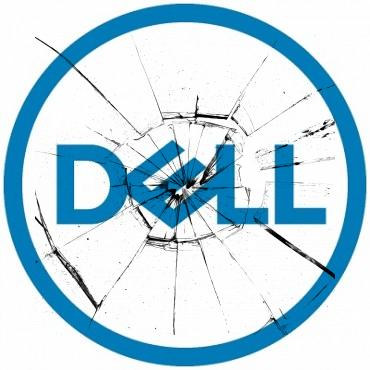 замена экрана на планшетах Dell