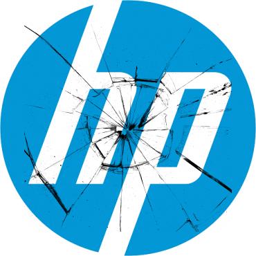 замена экрана на планшетах Hewlett Packard (HP)