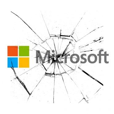 замена экрана на планшетах Microsoft