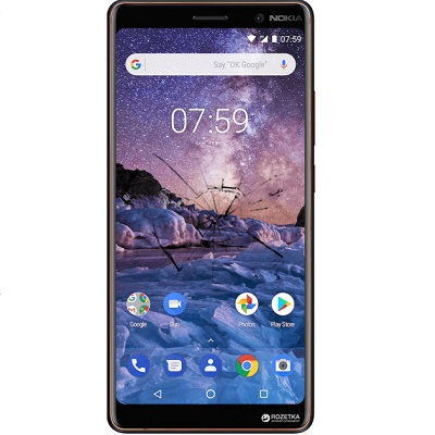 Ремонт дисплея Nokia 7 Plus
