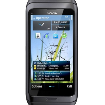 Ремонт дисплея Nokia E7