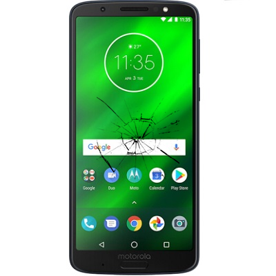 Ремонт дисплея Motorola G6