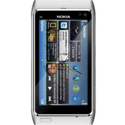 Ремонт дисплея Nokia N8