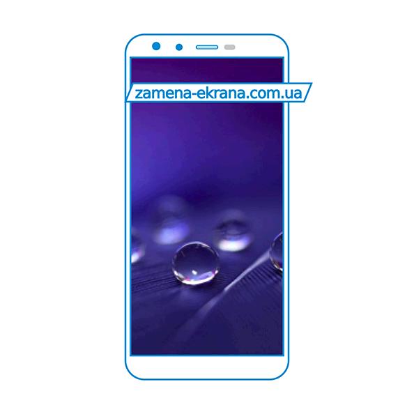 дисплей и стекло корпуса  для замены UleFone MIX 2