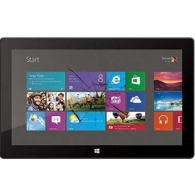Ремонт дисплея Microsoft Surface RT