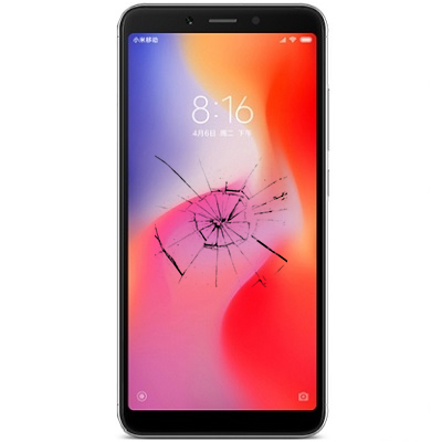 Ремонт дисплея Xiaomi Redmi 6