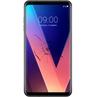 Ремонт дисплея LG V30 Plus