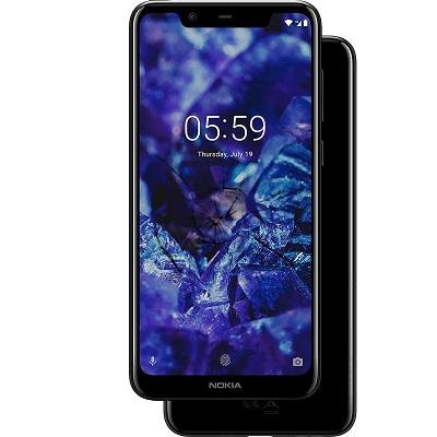 Ремонт дисплея Nokia 5.1 Plus