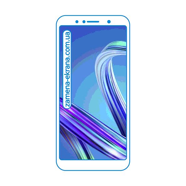 дисплей и стекло корпуса  для замены Asus Zenfone Max Pro (M1)