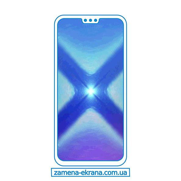 дисплей и стекло корпуса  для замены Honor 8X