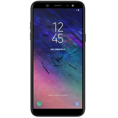 Ремонт дисплея Samsung Galaxy A6 Plus