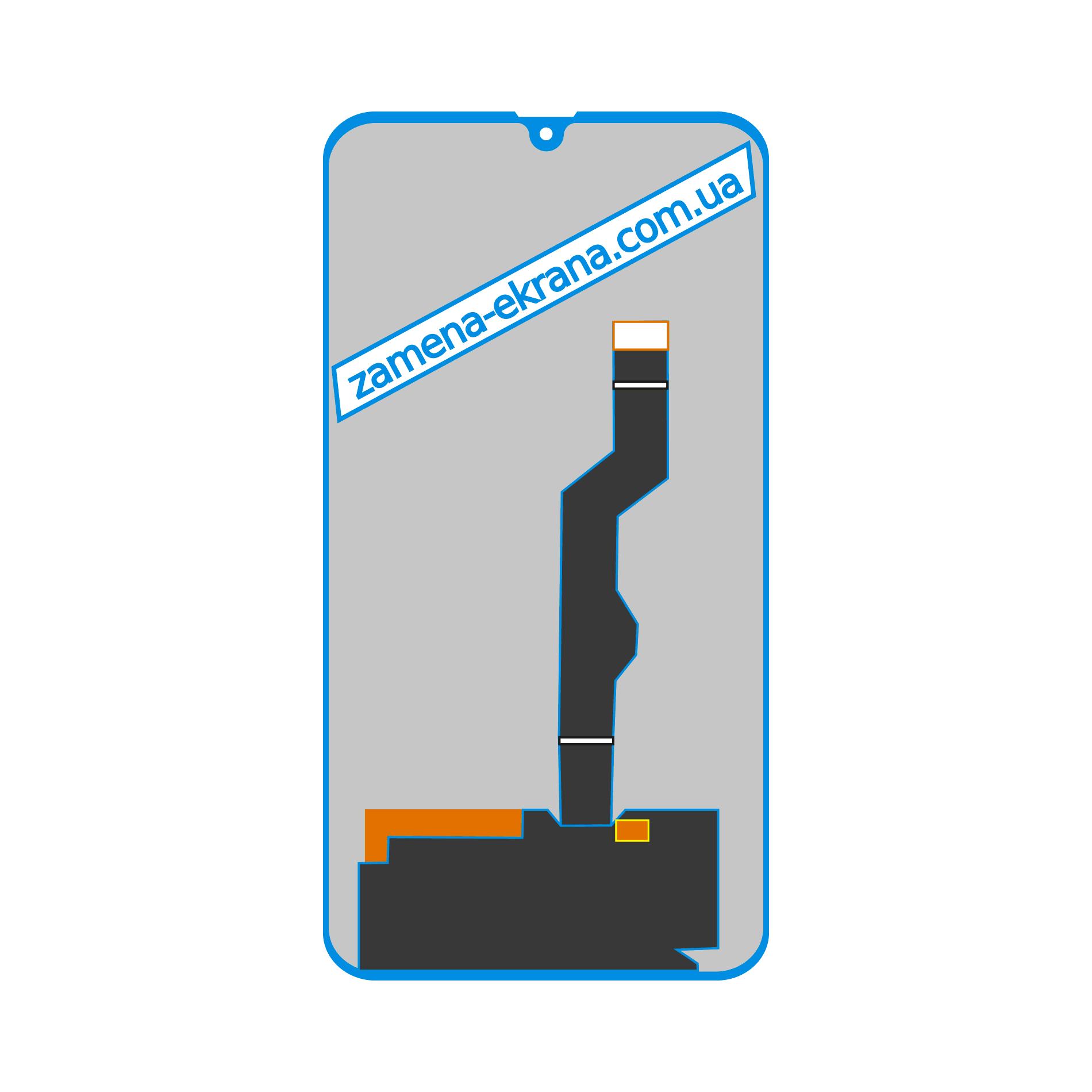 дисплей для замены Huawei Mate 20 X