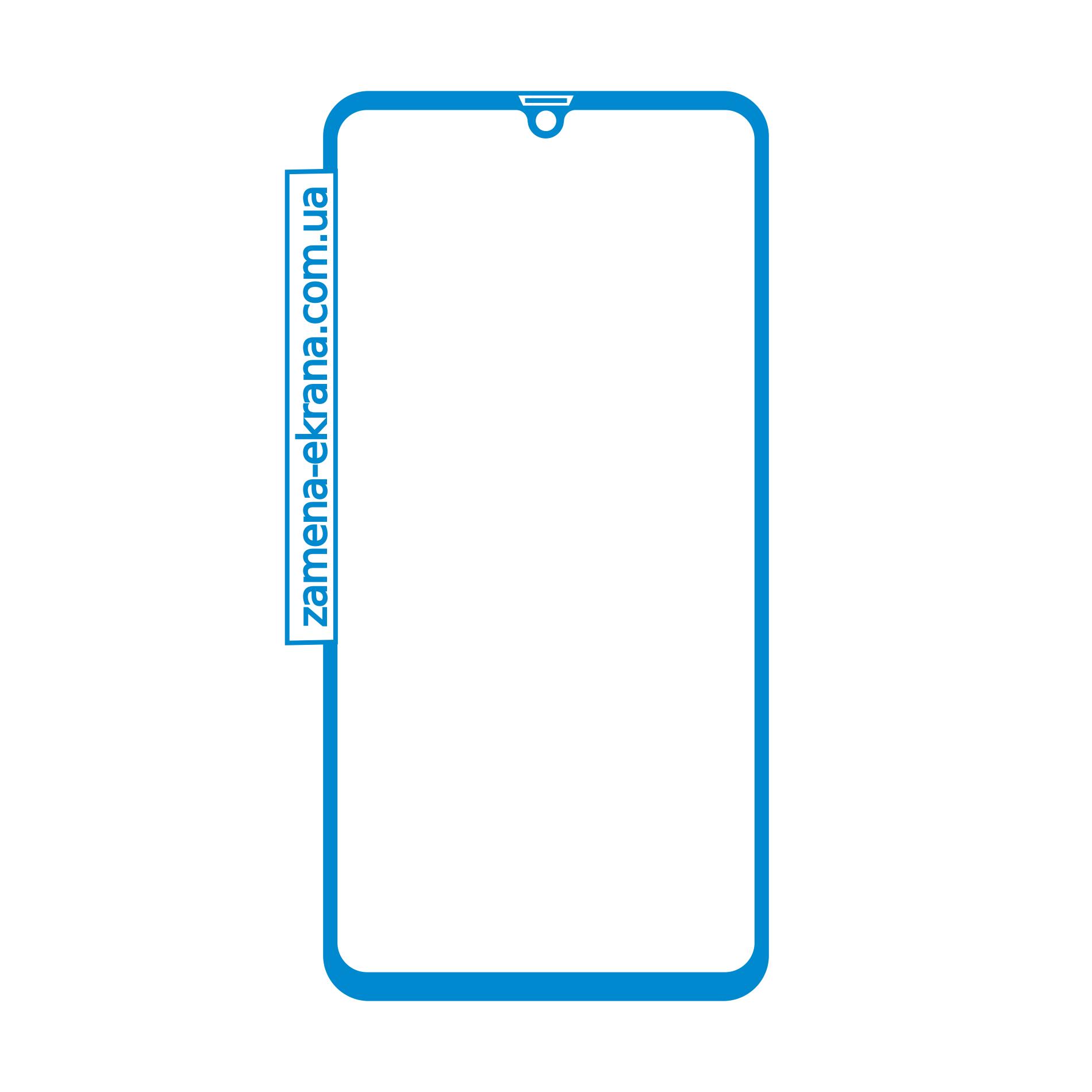 стекло корпуса Huawei Mate 20 X