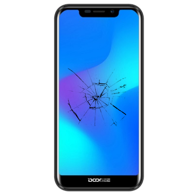 Ремонт дисплея DooGee X70