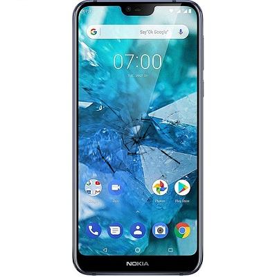 Ремонт дисплея Nokia 7.1