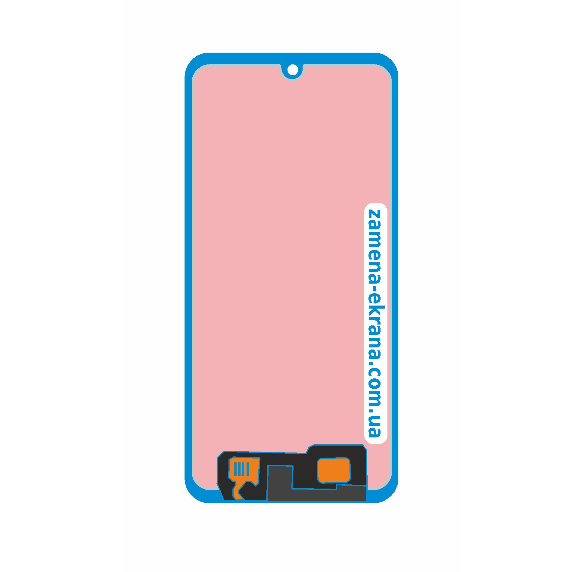 дисплей для замены Samsung Galaxy M30 2019