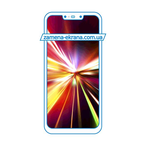 дисплей и стекло корпуса  для замены Huawei Mate 20 Lite