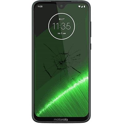 Ремонт дисплея Motorola Moto G7 Plus
