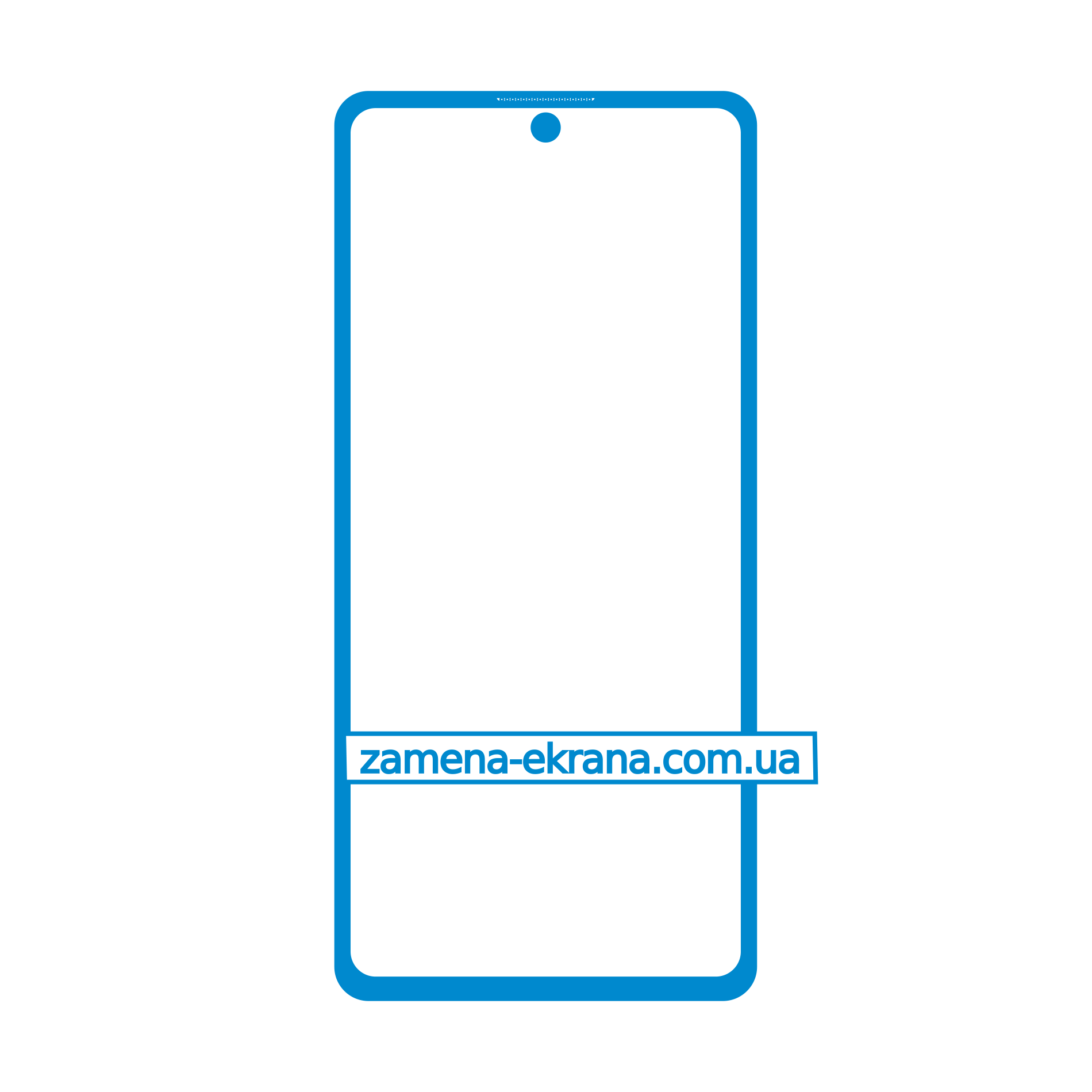 стекло корпуса Samsung Galaxy S10 Lite