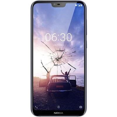 Ремонт дисплея Nokia X6 2018
