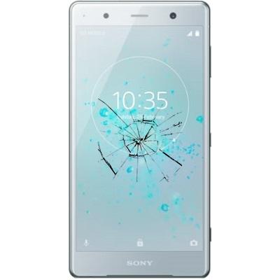 Ремонт дисплея Sony Xperia XZ2 Premium