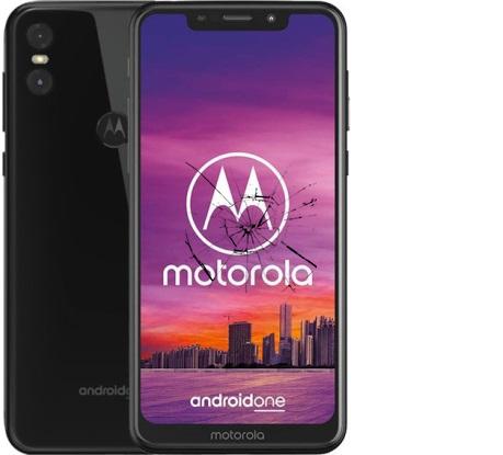 Ремонт дисплея Motorola Moto One