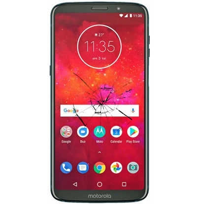 Ремонт дисплея Motorola Moto Z3 Play