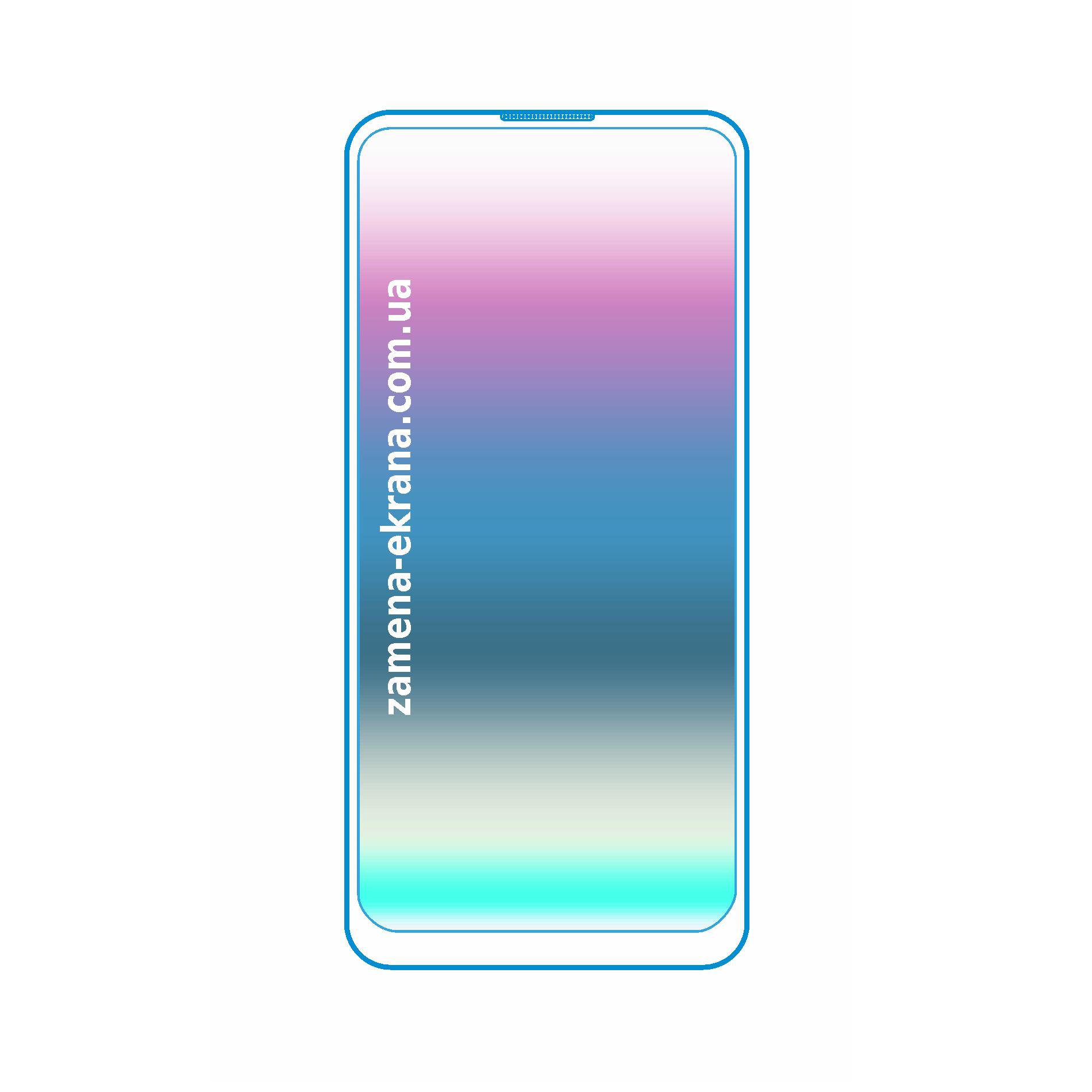 стекло для наклейки Huawei P Smart Z