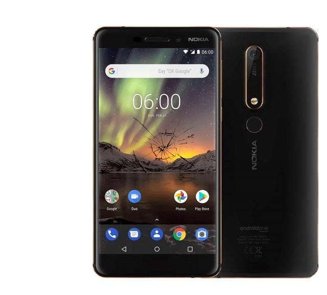 Ремонт дисплея Nokia 6 2018