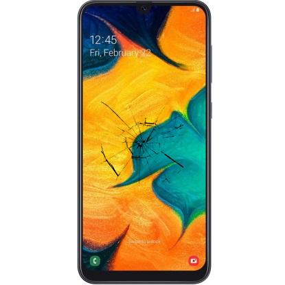 Ремонт дисплея Samsung Galaxy A30 2019