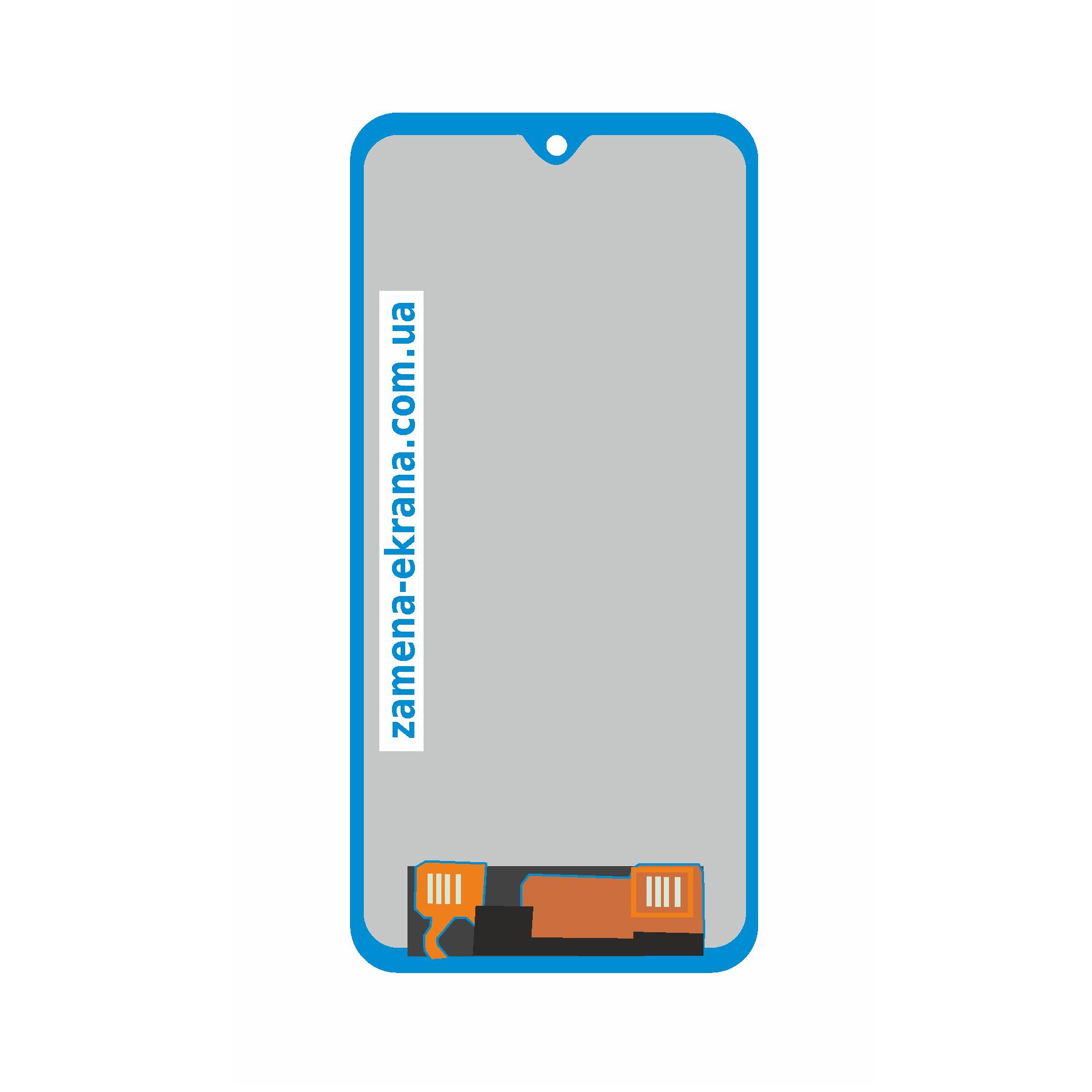 дисплей для замены Samsung Galaxy A30