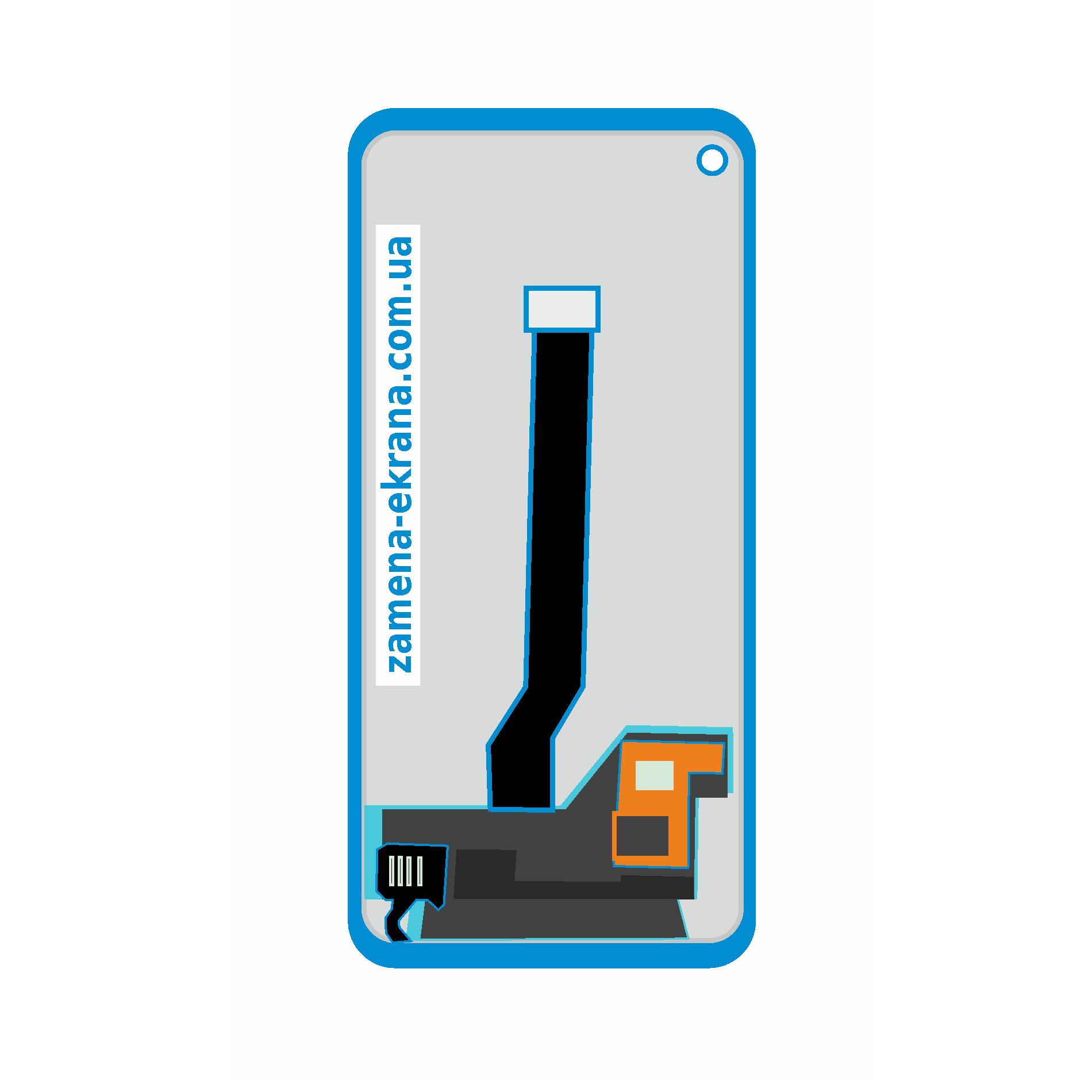 дисплей для замены Samsung Galaxy A60