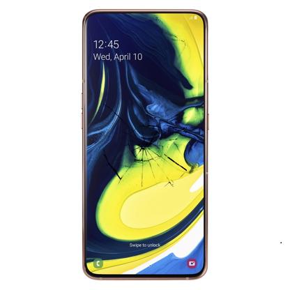 Ремонт дисплея Samsung Galaxy A80 2019